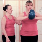**Limited Offer** Breast Cancer Rehab DVD, Ball & Band Package